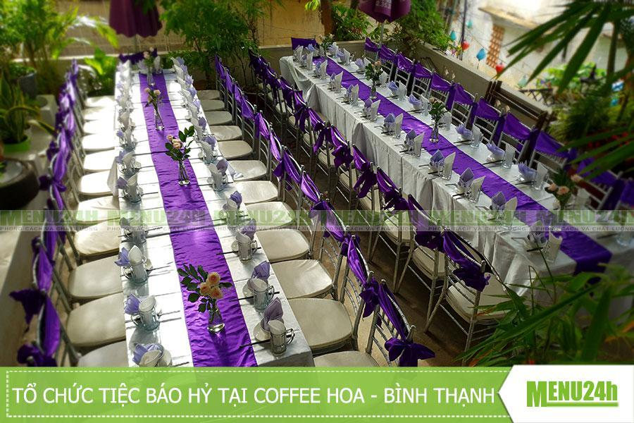 Catering - Báo hỷ
