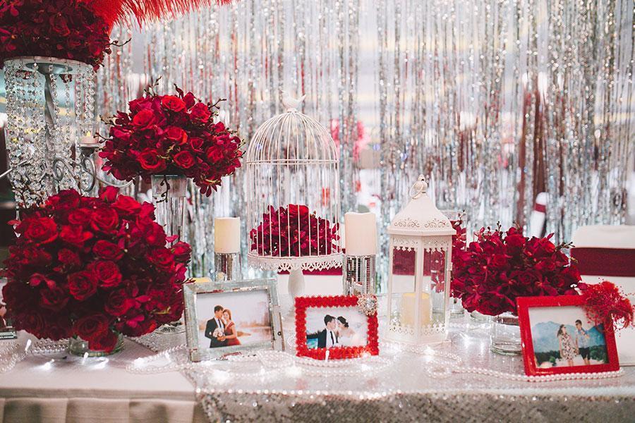 Mách nước bạn cách trang trí tiệc cưới theo phong cách Rustic đậm chất riêng