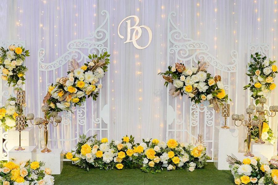 Bật mí 5 màu sắc phổ biến khi tổ chức tiệc cưới ý nghĩa mà bạn không nên bỏ qua