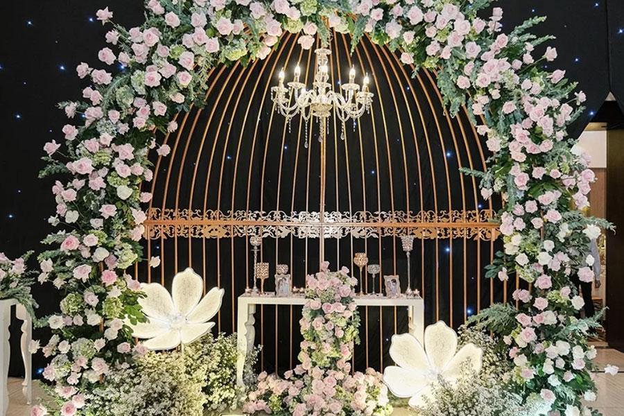 Hé lộ những phong cách trang trí tiệc cưới được ưa chuộng hiện nay | Đặt tiệc cưới
