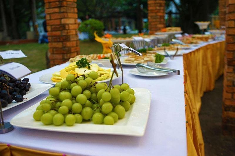 Thực đơn tiệc cưới chay - Phong cách mới cho đám cưới (Phần 2)